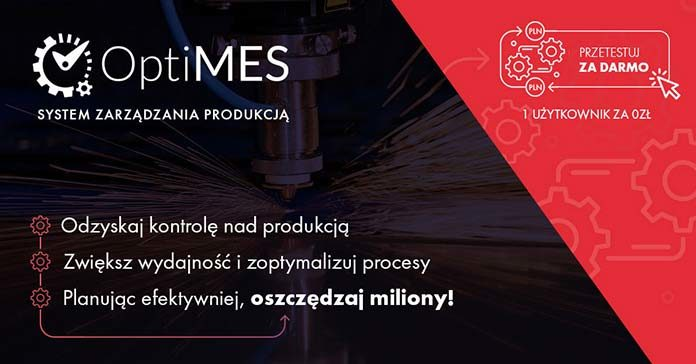 Optymalny system MES - OptiMES