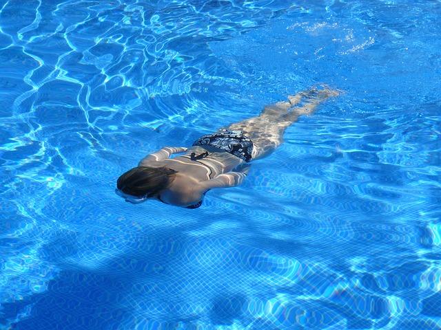 Dieta początkującego pływaka
