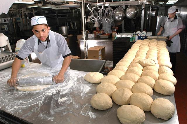 Nowoczesne i ergonomiczne maszyny piekarnicze
