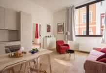 Atrakcyjne mieszkanie w Krakowie