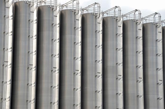 Budowa i modernizacja zbiorników magazynowych